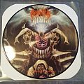 Limited edition bootleg Sinister - Diabolical Summoning pic disc.