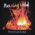 Running Wild-Branded and exiled T-shirt.