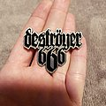Deströyer 666 pin badge  Pin / Badge