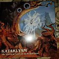 2014 Animate Records pic disc reissue of Kataklysm's The Mystical Gate of Reincarnation.