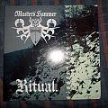 "2013 Jihosound Records gatefold reissue of Master's Hammer's Ritual on 12"" black vinyl."