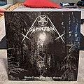 "Thunderbolt - Tape / Vinyl / CD / Recording etc - Thunderbolt - Black Clouds over dark Majesty 12"" vinyl reissue"