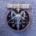 Beherit - Pin / Badge - Beherit - Dawn of Satan's Millennium pin badge