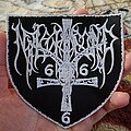 Nastrond - Patch - Nastrond embroidered logo patch