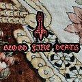 Bathory - Patch - Blood Fire Death patch set