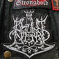 Blut Aus Nord - Patch - Shaped embroidered Blut aus Nord logo patch