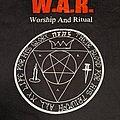 W. A. R. t-shirt