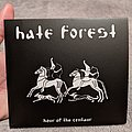 Hate Forest - Tape / Vinyl / CD / Recording etc - Hate Forest - Hour of the Centaur Digipack CD