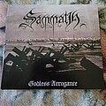 Sammath - Tape / Vinyl / CD / Recording etc - Sammath - Godless Arrogance CD