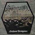 Sammath - Patch - Sammath - Godless Arrogance patch
