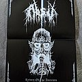 Absu - Other Collectable - Absu - Return of the Ancients/Temples of Offal poster