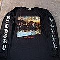 Bathory - TShirt or Longsleeve - Bathory - Blood Fire Death longsleeve