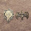 Demoncy - Pin / Badge - Demoncy and Negative Plane pins