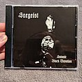 Sargeist - Tape / Vinyl / CD / Recording etc - Sargeist - Satanic Black Devotion CD