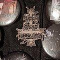 Darkened Nocturn Slaughtercult - Pin / Badge - Darkened Nocturn Slaughtercult pin