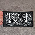 Ancestors Blood embroidered logo patch