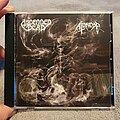Ascended Dead - Tape / Vinyl / CD / Recording etc - Ascended Dead/Atomicide split