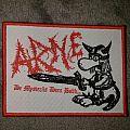 Arne - De Mysteriis dom Babb woven patch