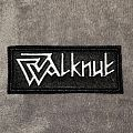 Walknut logo patch