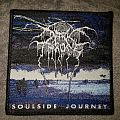 Darkthrone - Soulside Journey woven patch