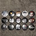 Satyricon - Pin / Badge - Custom Black Metal buttons