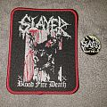 Slayer XX - Blood Fire Death tribute package  Patch