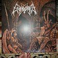 """Enthroned - Towards the Skullthrone of Satan gatefold 12"""" 2014 Back on Black vinyl reissue"""