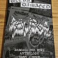 Ultra Damaged - Damage Inc. zine anthology: 1985 - 2017