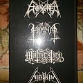 Enthroned/Horna/Mutiilation/Nifelheim live DVD