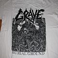 "Grave - TShirt or Longsleeve - Grave ""Burial ground"" shirt"