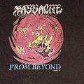 """Massacre """"from beyond"""" shirt"""