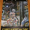 """Iron Maiden """"somewhere in time"""" poster Other Collectable"""