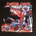 """Cannibal Corpse """"tomb of the mutilated"""" shirt"""