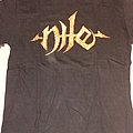 "Nile ""Annihilation of the wicked"" shirt"