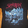 """Suffocation """"Effigy of the forgotten"""" shirt"""