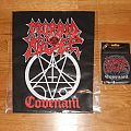 "Morbid Angel ""Covenant 2014"" patch"