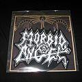 """Morbid Angel - Tape / Vinyl / CD / Recording etc - Morbid Angel """"I Am Morbid"""" shape vinly"""