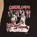 "Cannibal Corpse - TShirt or Longsleeve - Cannibal Corpse ""butchered at birth"" sleeveless shirt"