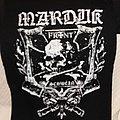 "Marduk - TShirt or Longsleeve - Marduk ""Frontschwein"" shirt"