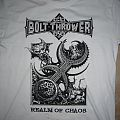 Bolt Thrower shirt--Enter the Realm of Chaos