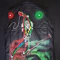 Maiden Rainbow Vest Battle Jacket