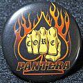 Pantera button Pin / Badge