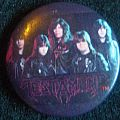 Testament button Pin / Badge