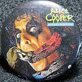 Alice Cooper button Pin / Badge