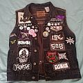 Brownish Battle Jacket