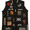 Sepultura - Battle Jacket - Vest Update