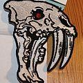 Red Fang - Fang Logo Patch