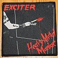 Exciter - Heavy Metal Maniac Patch