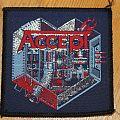 Accept - Metal Heart Patch