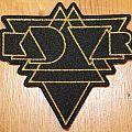 Kadavar - Golden Logo Patch